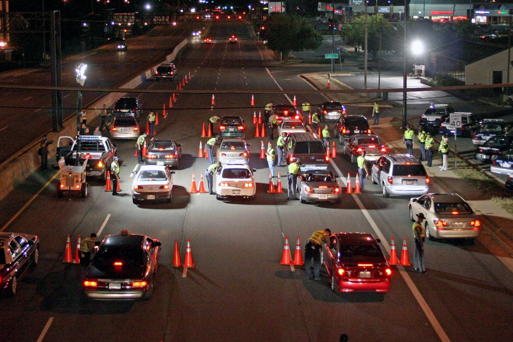Los Angeles DUI Checkpoints - Kraut Law Group