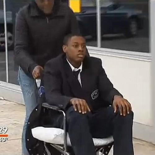 """""""I Felt It POP"""" — Cop Ruptures Innocent Boy's Testicles"""