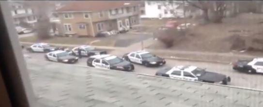 police brutality octavius johnson