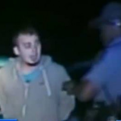 Dashcam: Man Nearly Blinded After Cop Tasers Him in Eye for No Reason