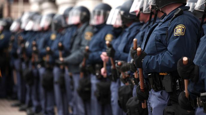 police michigan