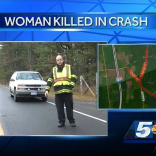 Mother of Two Killed in Her Car by Cop Who Wouldn't Yield the Right-of-Way