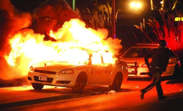ferguson riots