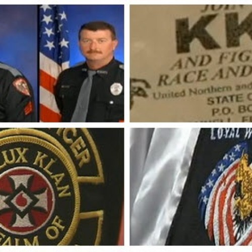 Video: Anonymous Exposes Cop as Member of KKK Behind Letter Threatening to Kill Ferguson Protesters
