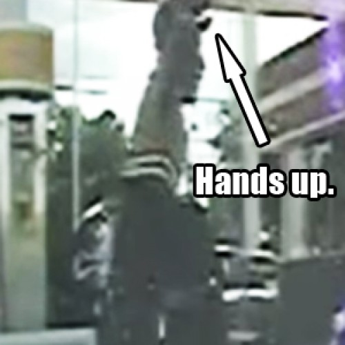 SHOCK VIDEO: Officer Shoots Man Who Put His Hands Up, Man Was Unarmed
