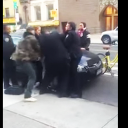 """""""This Isn't a War, This is a 12-Yr-Old!"""" – Witnesses Terrified as Cop Beats Restrained Child"""