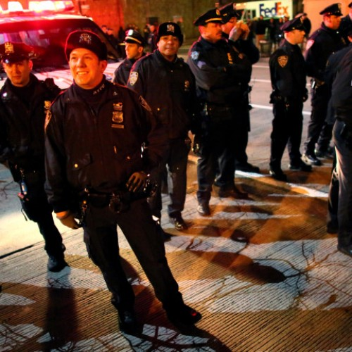 Cops Making Millions in Overtime Pay as Professional Activists Insist on Peaceful Protests