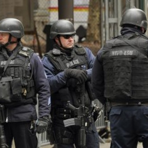 "Police Declare ""Wartime"" in Internal Memo — ""We Will Act Accordingly"" After Two Officers Are Shot"