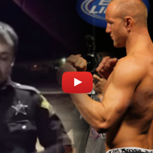 UFC Fighter Attacked by Police, Tased for Asking Them to Identify Themselves