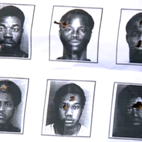 Cops Caught Using Photos of Black Men as Live Target Practice, Shooting Them in the Head