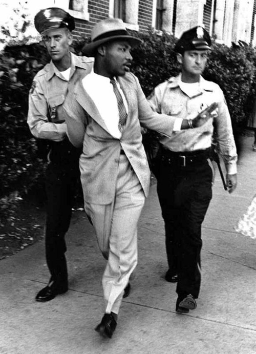 The Truth About Martin Luther King: Cops Denied Him Gun Permit So He Couldn't Protect Himself