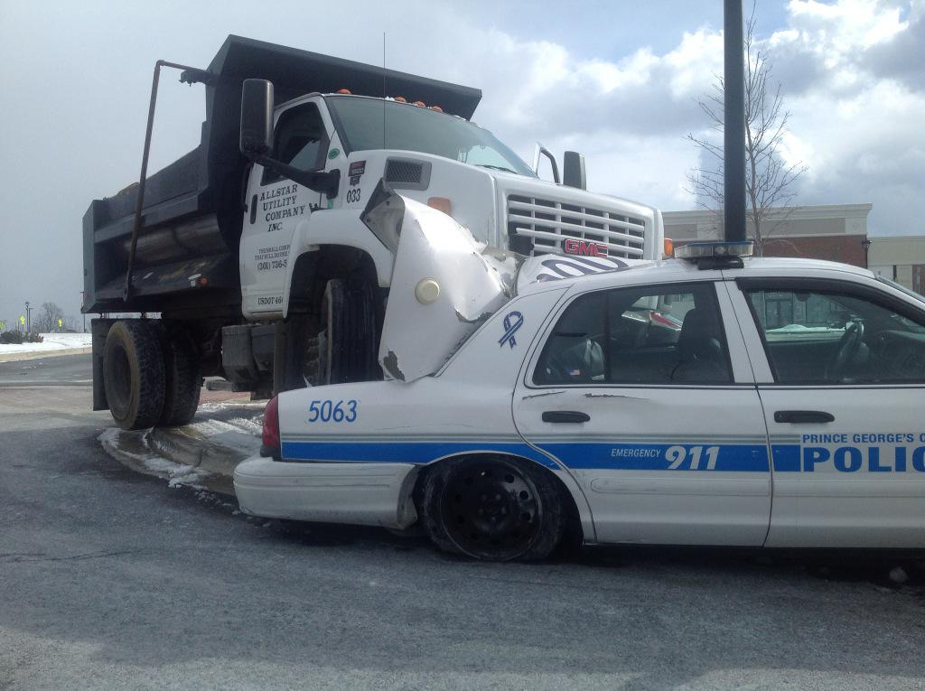Man Charged With Quot Attempted Murder Quot After Crashing Truck