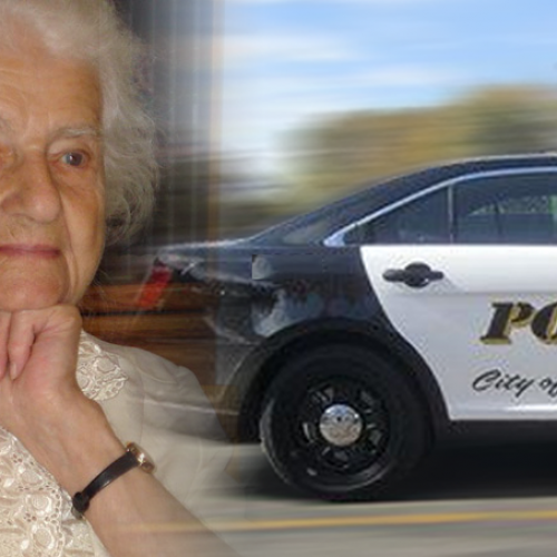 Officer With History of Inattentive Driving Runs Over 100-yr-old Woman Who Was Taking a Daily Walk, No Charges for Cop