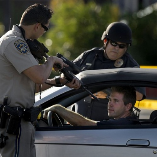 NEW STUDY: Americans 58 Times More Likely to Be Killed by Cops Than by Terrorists