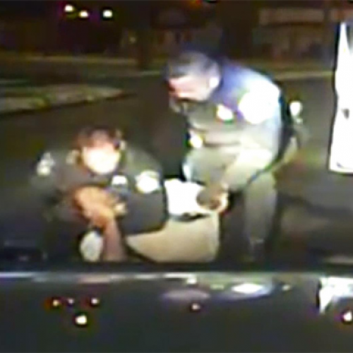 Horrific Raw Video Shows Police Beating Man Into Oblivion — Now He's Fighting Back