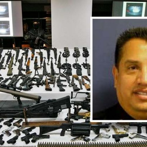 """Good Cop"" Who Won ""Officer of the Year"" Award Caught Dealing Coke for Drug Cartel: Court"