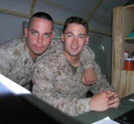 Derek with Marine Buddy.htm
