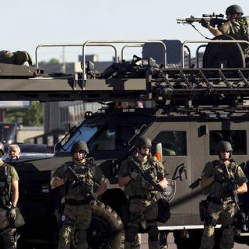 Militarization is More Than Tanks and Rifles: It's a Cultural Disease, Acclimating the Citizenry to Life in a Police State