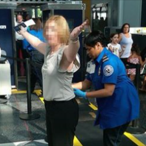 DOCUMENTS: TSA SEXUAL ABUSE RIFE; TRAVELERS HAVE BREASTS, PENISES FELT WHILE SCREENERS 'ROAR WITH LAUGHTER'