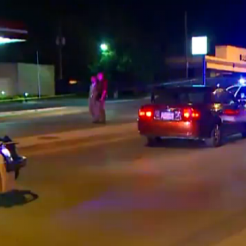 "Video: Cop Shoots Unarmed Man to Death After He Was ""Walking With a Purpose"""
