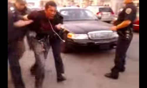 Police Beat Man After Riding Bike on Sidewalk: Lawsuit