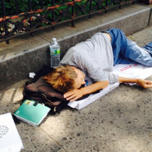 Cops Posting Pictures of Homeless People Online — Public Shame?