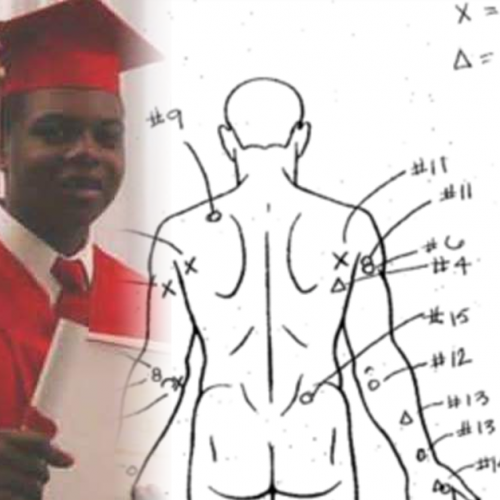 Cop Shoots 17-Yr-Old Boy Nine Times in the Back, Won't Release Video