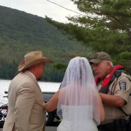 """I Don't Give a S**t About Your Wedding!"" — Officer Interrupts Couple's Wedding Activity Over Permit: Report"