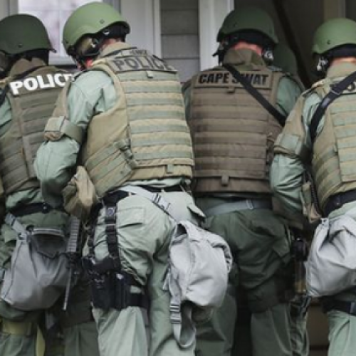 Every Day, 124 American Homes are Violently Raided by Officers — Let's Save the 4th Amendment