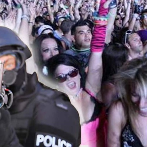Say Hello to Rave SWAT Teams – Cops Cracking Down on 'Evil' People Who Dance Late at Night