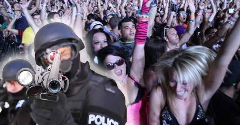 swat rave