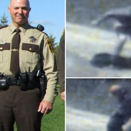 Cop Ruthlessly Beats Dog, Picks Animal Up and Rams Its Body Into the Ground