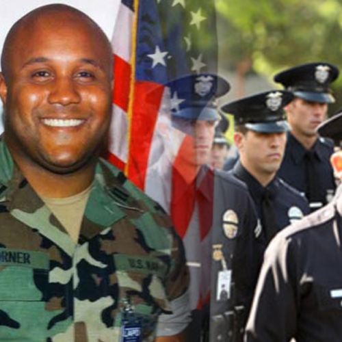 Now Even Christopher Dorner's White Partner Is Calling the LAPD Racist