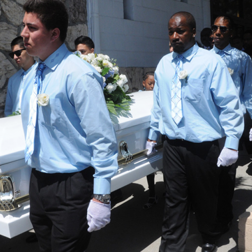 "Video: ""Why Did They Shoot Me?"" – Unarmed Student's Last Words as Cop Executed Him From Behind"