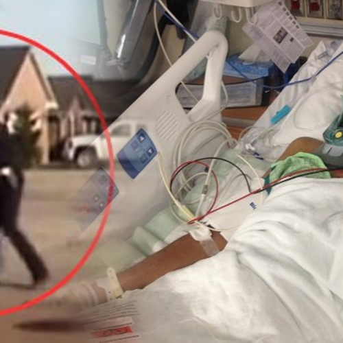 58-Yr-Old Grandpa PARALYZED After Cops Ram His Body Into Ground