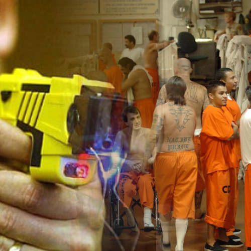 Cops Tortured These Inmates for Fun With Tasers, Now THEY'RE Going to Prison