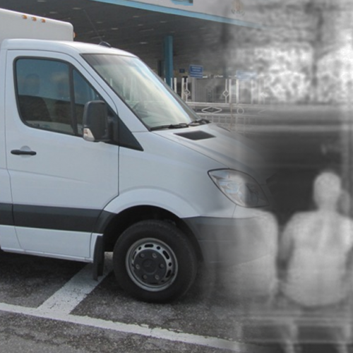 """The NYPD Has New """"X-Ray Vans"""" to See Inside Your Home and Car"""