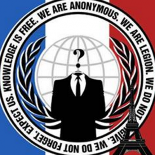 "Anonymous Takes Down 5,500 ISIS Accounts – 24 Hours After ISIS Called them ""Idiots"""