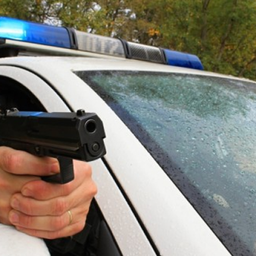 Cop Gets Pulled Over For DUI, Attempts to Shoot Brother in Blue