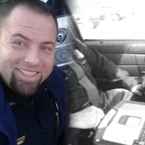Cop is Found With 87 Sexually Explicit Photos of Children on His Squad Car Computer: Report