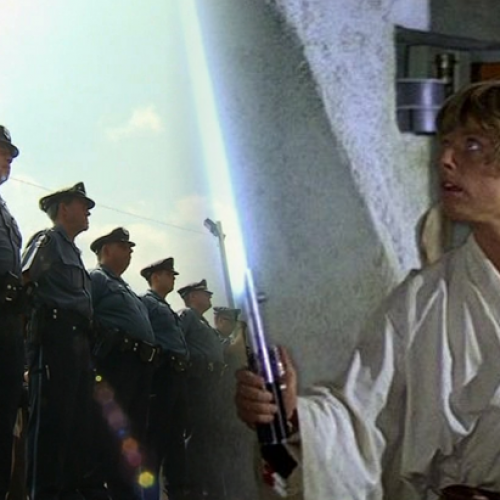 "Lightsabers Banned at Star Wars Movie Screenings Because They Are ""Simulated Weapons"""