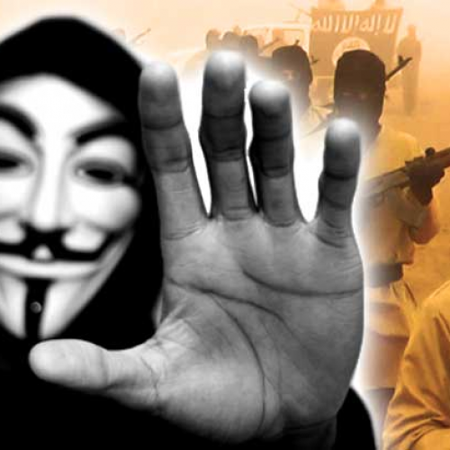 Anonymous Takes #OpISIS to a New Level – By Stopping an Actual Terror Attack