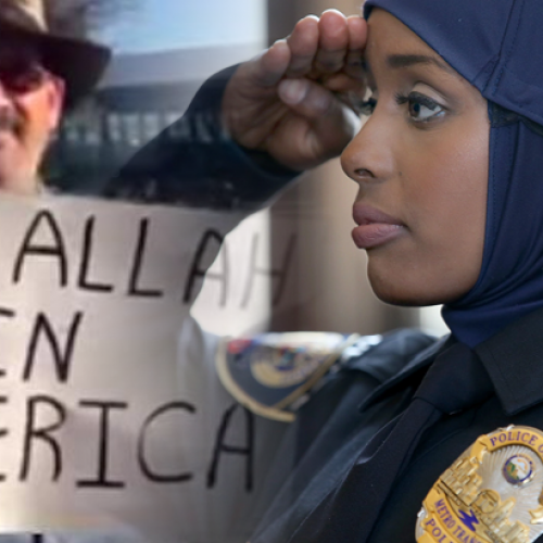 Neoconservative Activists Call for Firing of Muslim Police Officers