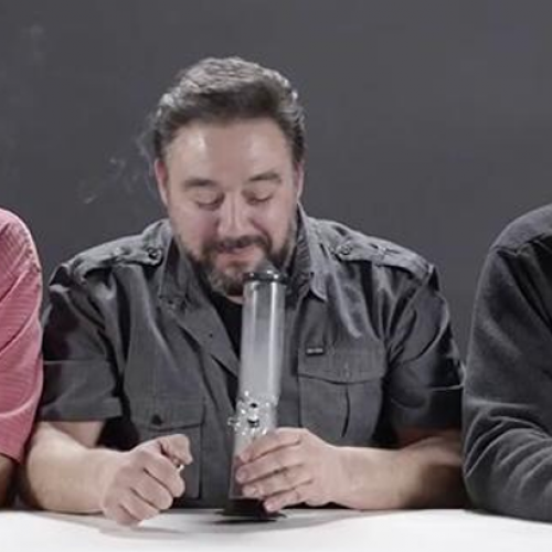 3 Ex-Cops Make Epic 4/20 Video as they Smoke Weed for the First Time Since Before they were Officers