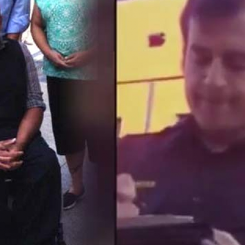 "This Over-Zealous Cop Issued a Ticket to a Wheelchaired Man for ""Not Having Proof"" of Disability"