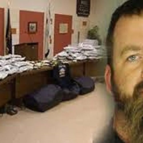 Narcotics Cop Who Ruined Countless Lives for Weed Possession, Busted with $2 Million in Marijuana