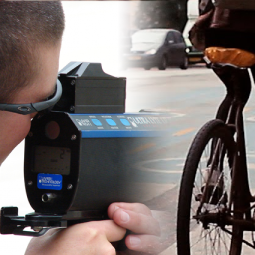 "Cops Now Checking Bicycle Speed with Radar and Ticketing ""Fast Bikers"""