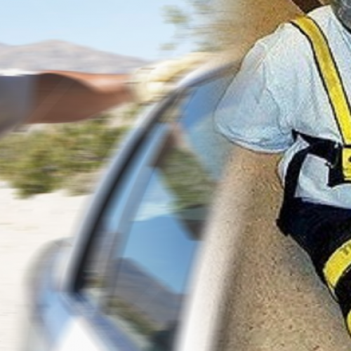 "Cop Traps Citizen in ""Immobilization Device,"" Locks Him in Car and Begins Laughing: Lawsuit"
