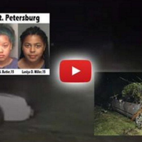 Sheriff Hailed Cops as Heroes, But Dashcam Shows them Listen to 3 Girls Scream as they Drowned