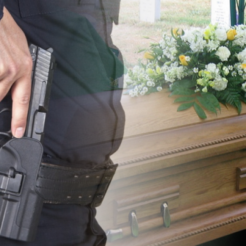 Police Watched Fellow Cop Murder His Ex-Girlfriend in Front of Them – Did Not Help Her: Lawsuit